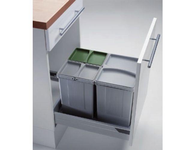 Kit de cubos para gavetas 450-600mm Cucine Oggi PV45-2