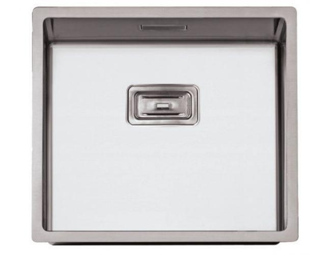 Fregadero de acero Rodi Box Lux 45 R12 - 50x45