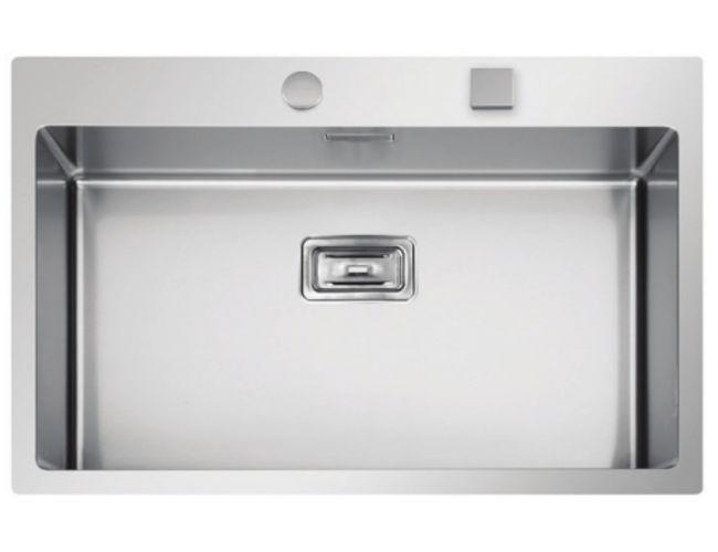 Fregadero de acero Rodi Box Lux 76 R12 - 79x50