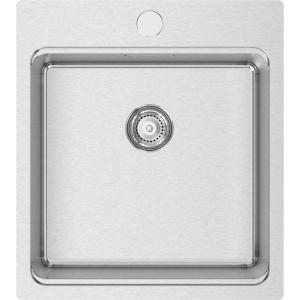 Cubeta de acero fregadero Rodi UNA 46 - 45x50,5