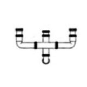 Sifón TRIPLE- para modelo Cirene