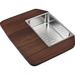 Tabla de madera + Colador Teka - Ref. 40199230