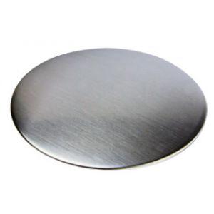 Tapa cubre-válvulas Luisina en acero inoxidable