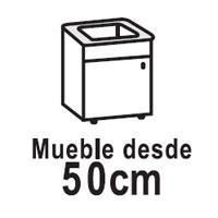 Para muebles desde 50Cm