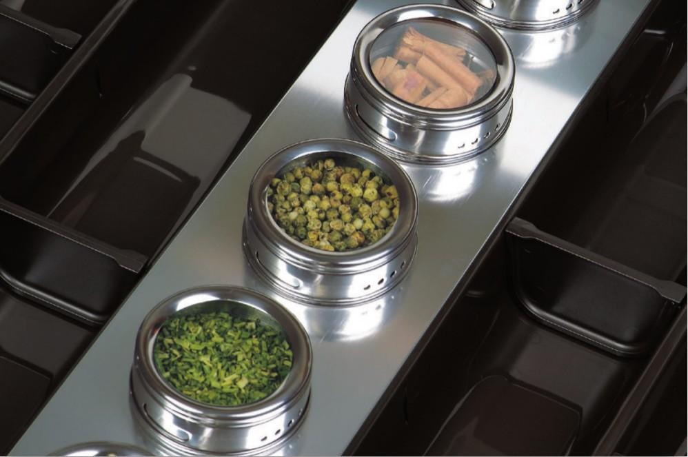 Cubertero Cucine Oggi - Abs  - PL45GR