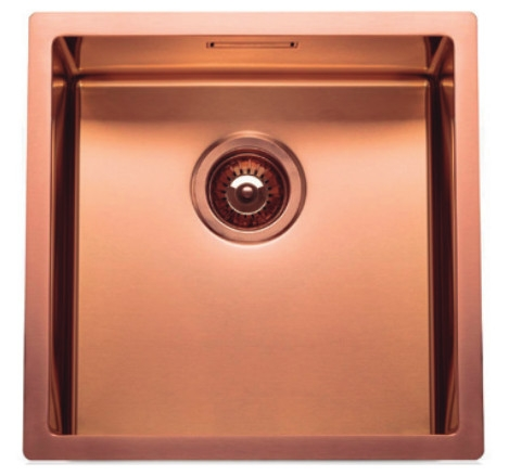 Fregadero Rodi Box Lux 40 Copper